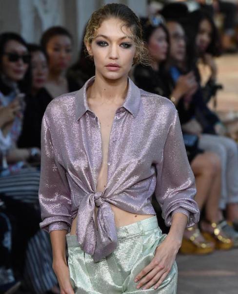 Moda: Milan fashion weelk; Alberta Ferretti