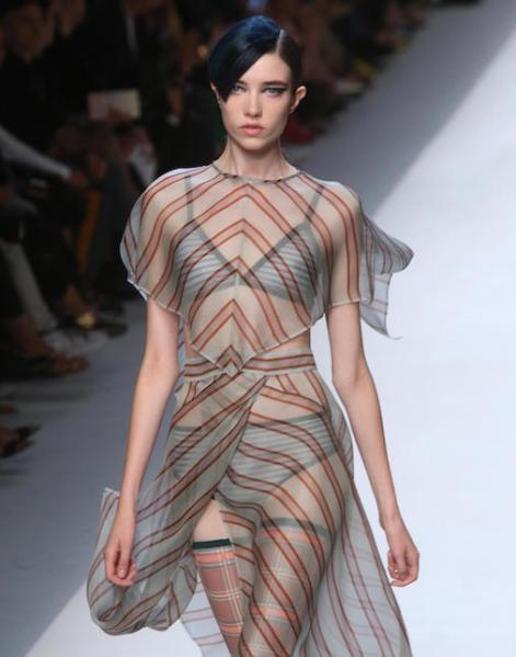 Milan fashion Week: Fendi