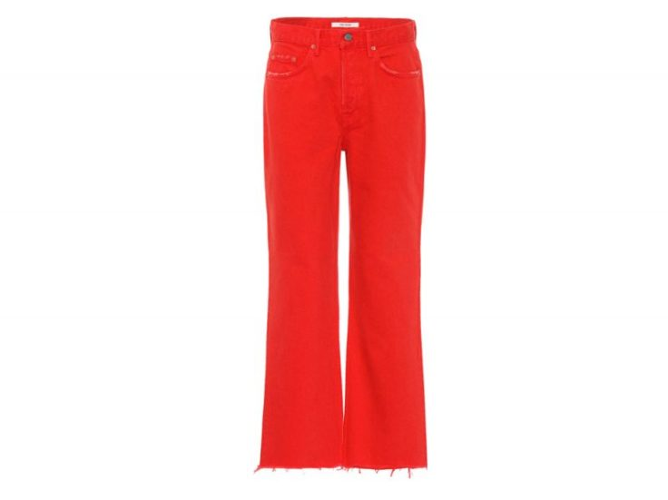 jeans colorati